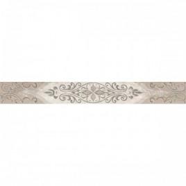 Ascoli Бордюр Grey classico 7,5х63
