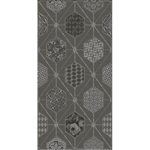 Devore Декор Gris geometria 31,5х63