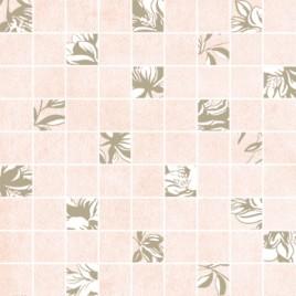Chantal вставка мозаика бежевый (A-CN2L011\G) 30x30