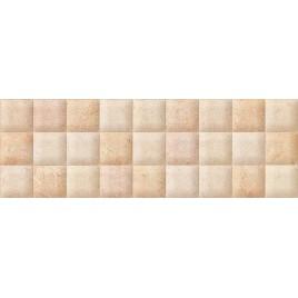 Morocco Плитка настенная бежевая рельефная (C-MQS012D) 20х60
