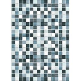 Motive Декор синий 1 (MF2M041DT) 25х35