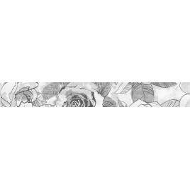 Sonata бордюр розы многоцветный (SO1J452D) 8x60