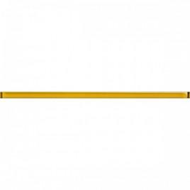 (UG1A061) спецэлемент стеклянный: Universal Glass, желтый, 4,8x60, Сорт1