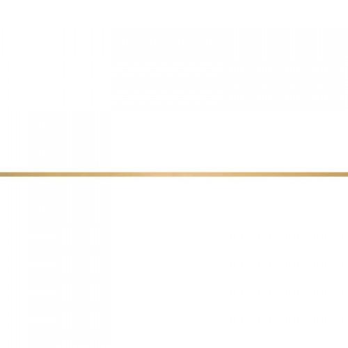 Бордюр Metal gold atlas золотой 01 1.2х90 (50шт)