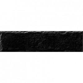 Керамогранит Bellini black черный  PG 01 7.5х30 (0,945м2/60.48м2)