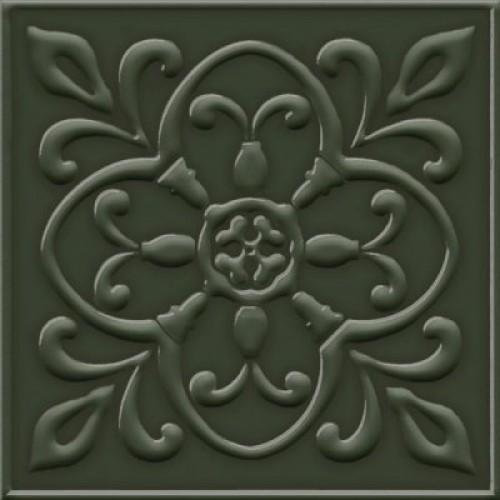 Керамогранит Moretti green зеленый PG 02 20х20
