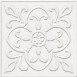 Керамогранит Moretti white белый PG 02 20х20