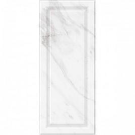 Noir Плитка настенная  белая  01 25х60