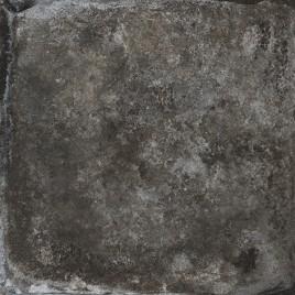 Rust Керамогранит G-185/M/40x40 черный