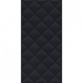 11136R плитка настенная Тропикаль черный структура