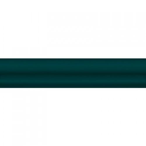 BLD037 Бордюр Клемансо зеленый темный багет