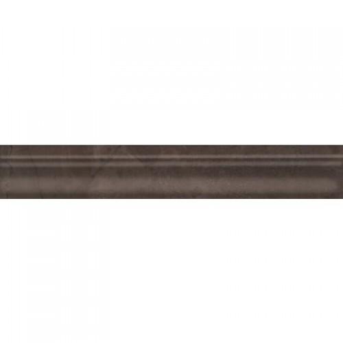 Бордюр Багет Версаль коричневый обрезной BLC014R 30х5