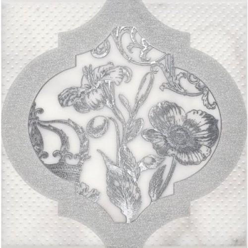 HGDA26317051 Декор Фрагонар белый