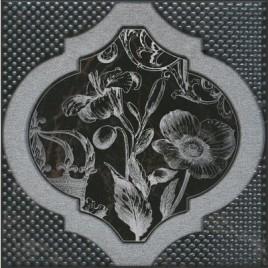 HGD\B263\17052 Декор Фрагонар черный