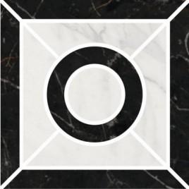 ID94 Декор Фрагонар наборный черный