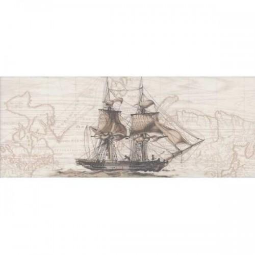 Кампанелла Декор Корабль 71503F 20х50