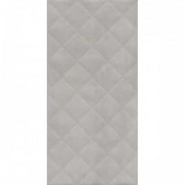 Марсо Плитка настенная серый структура обрезной 11123R 30x60