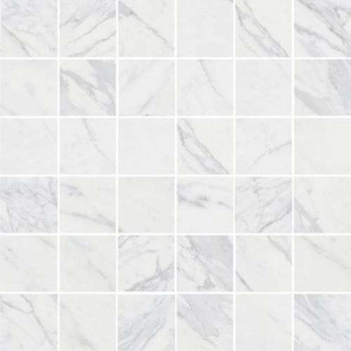MM5282 Декор Фрагонар белый мозаичный