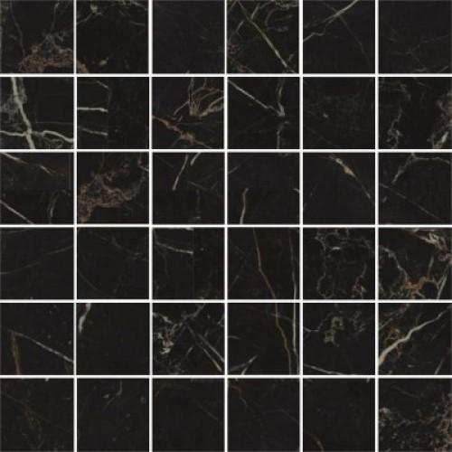 MM5283 Декор Фрагонар черный мозаичный