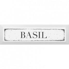 NT\B36\9001 Декор Basil черный