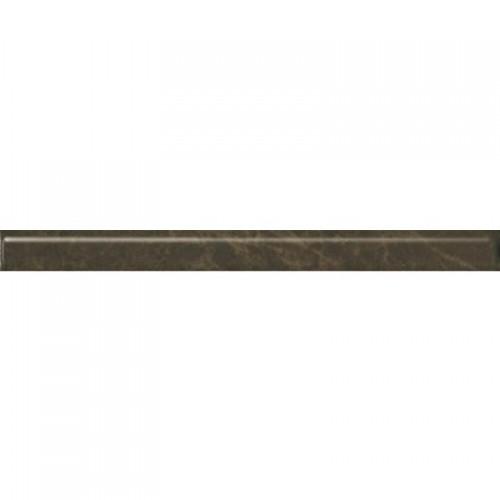 SPA041R Бордюр Гран-Виа коричневый обрезной