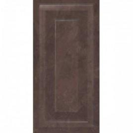 Версаль Плитка настенная коричневый панель обрезной 11131R 30х60