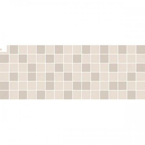 Вилланелла Декор мозаичный беж MM15084 15х40