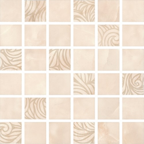 Вирджилиано Декор мозаичный беж MM11104 30х30