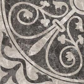 Плитка напольная Эллада 3П тип 1 коричневая