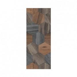 Плитка настенная Миф 1 микс коричневый