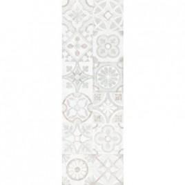 Плитка настенная Сонора 7Д белый