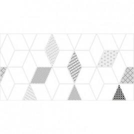 Плитка настенная Тренд 7 тип 3 белая