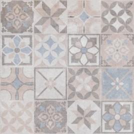 Декор напольный Македония геометрия (6046-0394)