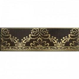 Катар бордюр коричневый 1502-0576 7,5х25