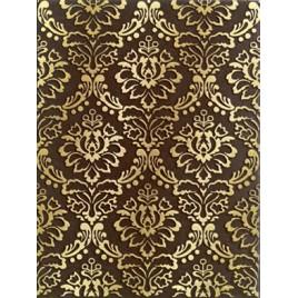 Катар декор коричневый 1634-0091 25х33
