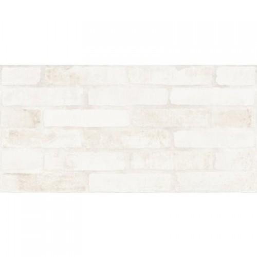 Керамогранит Брикстори белый (6060-0243)