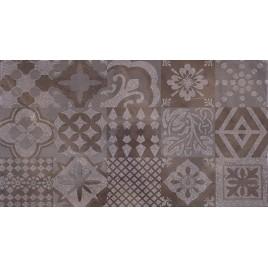 Меравиль Декор темный 1645-0118 25х45