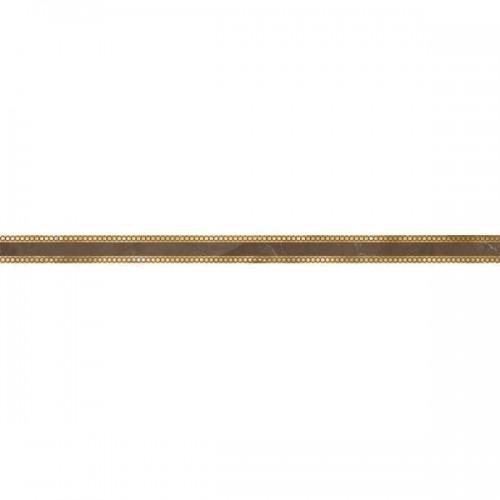 Миланезе дизайн Бордюр Римский марроне 1506-0419 3,6х60