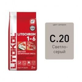Litochrom 1-6 C.20 св-серая 2kg Al.bag