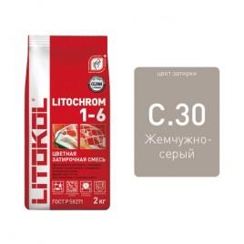 Litochrom 1-6 C.30 жемч.-серая 2kg Al.bag