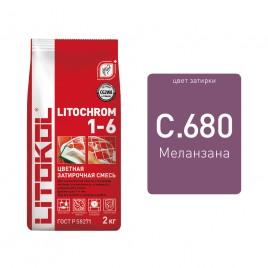 Litochrom 1-6 C.680 меланзана 2kg Al.bag