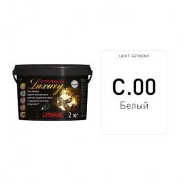 LITOCHROM 1-6 LUXURY C.00 белая 2kg Al.bag