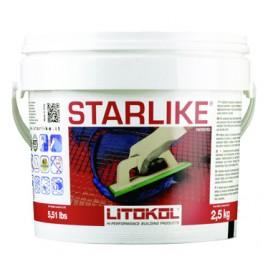 LITOCHROM STARLIKE С.480 (Серебристо-серый) 2,5kg