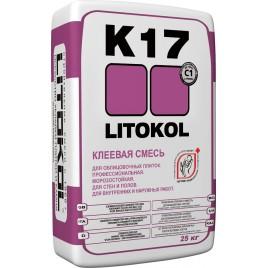 LITOKOL K17 клей для плитки (25 кг)