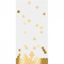 Декоративная вставка Portobello белый  (04-01-1-10-04-00-1075-2 50х25 (5шт)