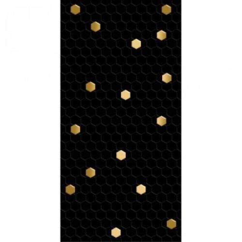 Декоративная вставка Portobello черный  (04-01-1-10-04-04-1075-4)