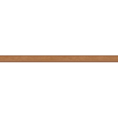Delicate Бордюр Brown listwa szklana 3x50