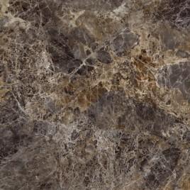 Керамогранит Шато коричневый темный лапп. LR0007 60х60 (1,44м2/43.2м2)