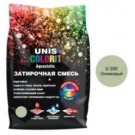 ЮНИС  COLORIT оливковый (2 кг)
