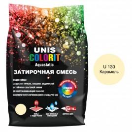 ЮНИС  COLORIT затирка  карамель  (2 кг)